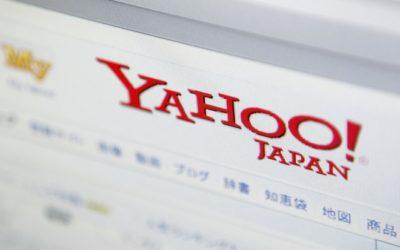 Advertising on Yahoo Japan